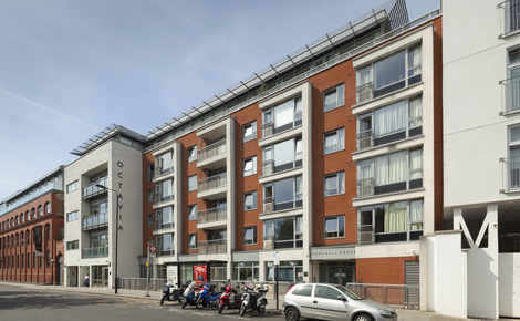 James Hill House, North Kensington: a new Octavia housing scheme for elderly people