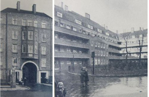 The St John's Estate, Battersea in the 1930s