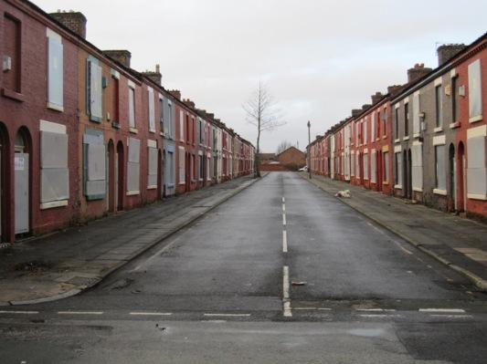 Powis Street (c) John S Turner