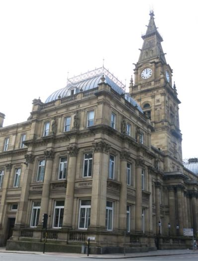 SN Liverpool Municipal Buildings