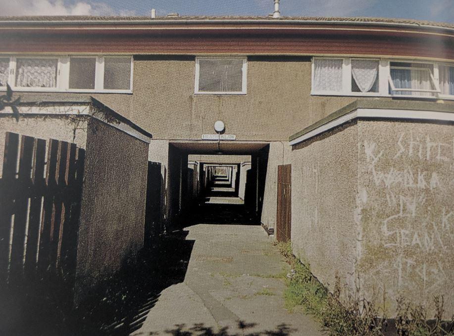 Gunnel houses, Beacon Lough East