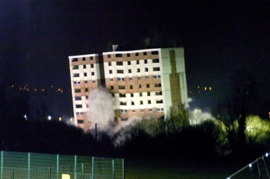 Octavia Court 2010-11